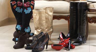 Stiefel Fabrikverkauf