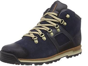 Timberland Boots Herren schwarz